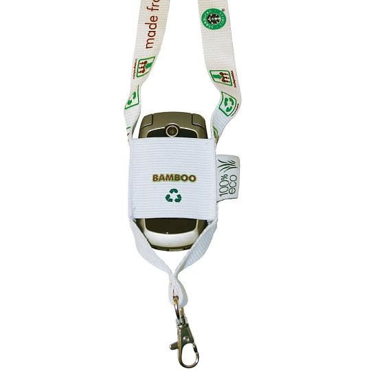 ECO  -  CELL PHONE LANYARD