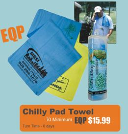 GOLF CHILLY PAD TOWEL